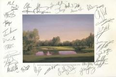 Autographs PGA Tour player | BMW International Open 01