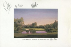 Autographs PGA Tour player | BMW International Open 03
