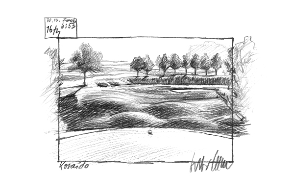 Kosaido International Golf Club 16th