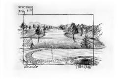 Kosaido International Golf Club 17th