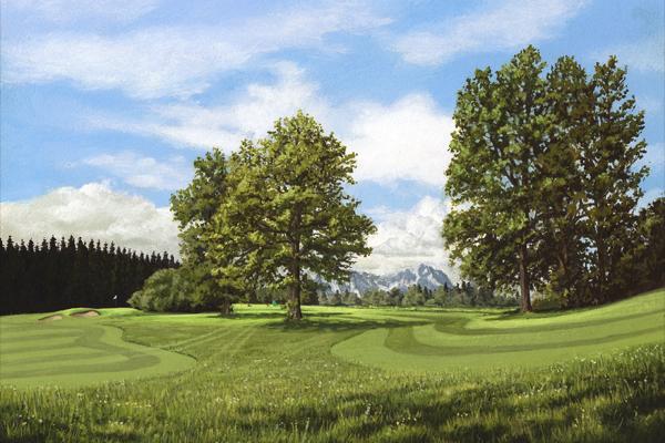 Golfplatz Iffeldorf 13th