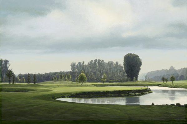 Golf & Country Club Velderhof | Course red 4th