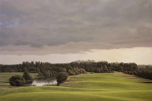 Golf International Moyland 13th