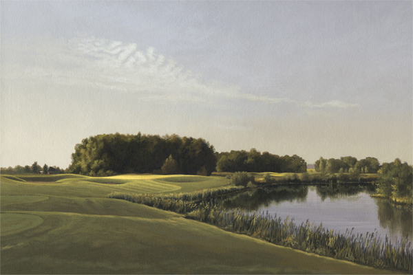 Golf & Country Club Fleesensee | Schloss Torgelow Course 13th