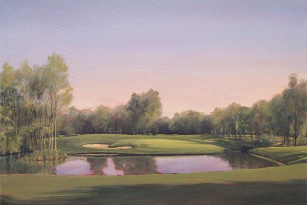 Golfclub München-Eichenried | BMW International Open | Championship Course 11th