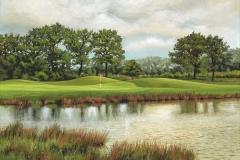 Golf & Country Club Gut Bissenmoor 15th