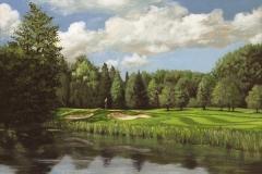 Golf Club Hubbelrath 7th