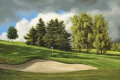 Golf Club Hubbelrath 18th