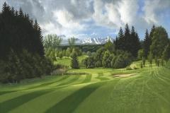Golfplatz Iffeldorf 17th