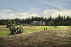 Golf Club Lohersand 18th