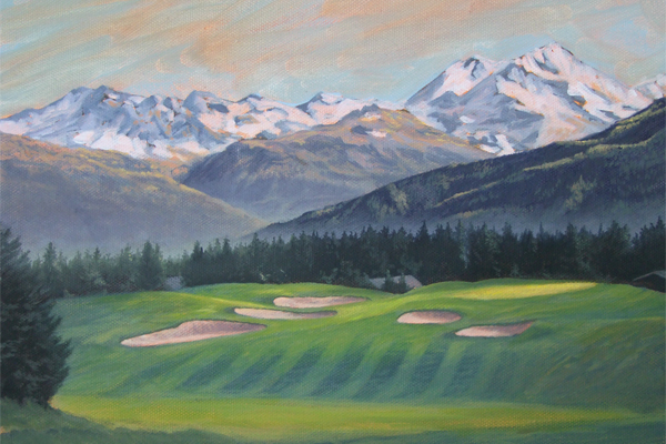 European Omega Masters   Golf Club Crans sur Sierre 7th