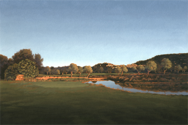 Cap de Pera Golf | hole 5th | Tee 6th