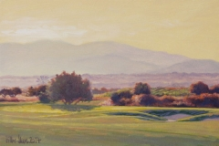 Golf Club Son Gual Mallorca, Lightstudy 1th