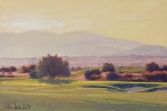 Golf Club Son Gual Mallorca, Lightstudy 1th