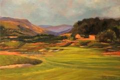 Golf Club Gleneagles, Centenary Course 2th