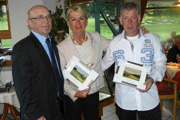 Jubiläumsturnier, Erster Golf Club Westpfalz